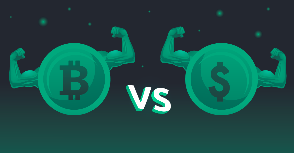 Crypto vs Fiat trading: Pros and Cons